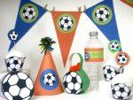 Футбольная вечеринка – Футбольная вечеринка для детей и подростков в честь дня рождения