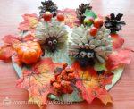 Поделка в детский сад на тему осенняя фантазия – Осенние поделки в садик своими руками