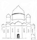 Рисунки христос и церковь – Как нарисовать храм Христа Спасителя карандашом поэтапно?