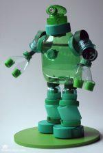 Робот своими руками из бросового материала – Робот своими руками из бросового материала для начинающих