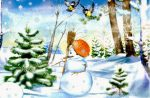 Тема зима – Подборка материалов на тему: Зима