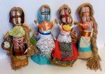 Куклы мотанки фото – значение оберега и техника изготовления своими руками