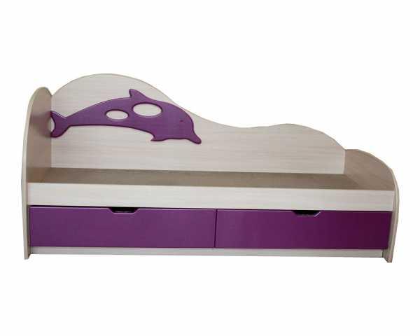 Картинка кровати для детей – Раскраска Кровать