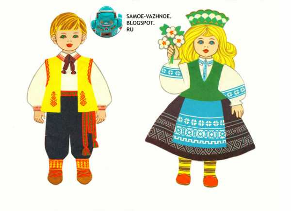 Кукла мальчик бумажная с одеждой распечатать – Раскраска ...