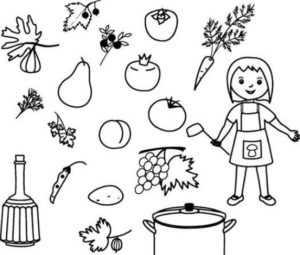 Огурец картинки для детского сада – Раскраска Огурец ...