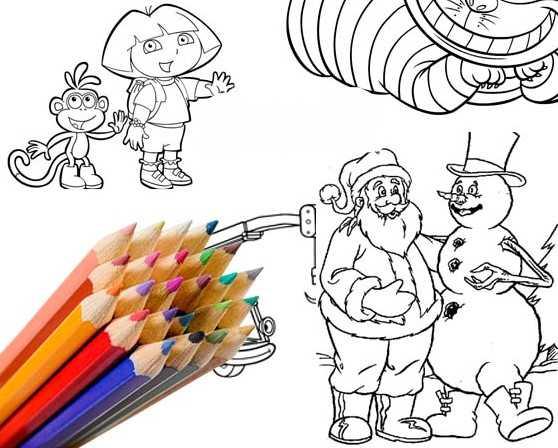 Раскраски на тему здоровый образ жизни для детей ...